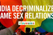 Neue Ära für LGBTI-Rechte in Indien