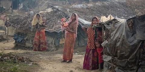 Die Minderheit der Rohingya ist in Myanmar stark diskriminiert © UNHCR / S. Kritsanavarin