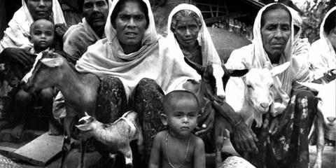 Rohingya Flüchtlinge © UNHCR/Y Saita