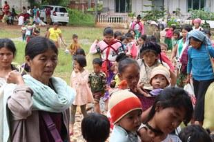 Gravierende Menschenrechtsverletzungen an ethnischen Minderheiten