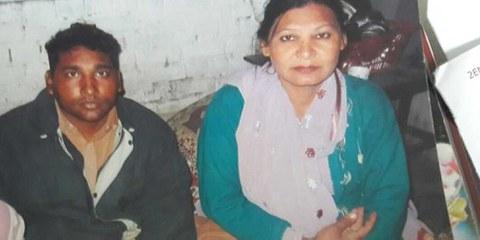 Endlich freigesprochen: Shagufta Kausar und Shafqat Emmanuel waren seit 2013 inhaftiert und wurden 2014 zum Tode verurteilt, weil sie angeblich blasphemische Texte verschickt haben sollen.