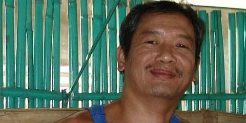 James Balao. © Cordillera Peoples Alliance (CPA)