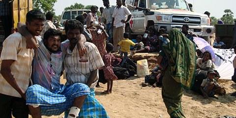 Die Endphase des Kriegs in Sri Lanka soll endlich untersucht werden. © Privat