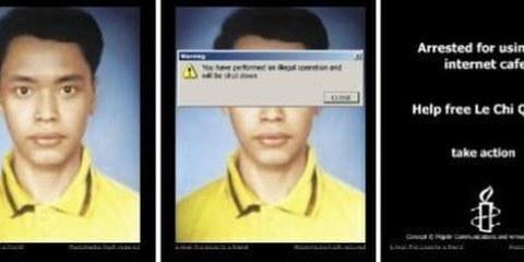 Vier Jahre Haft für einen Webartikel zu Demokratie und Menschenrechten © AI