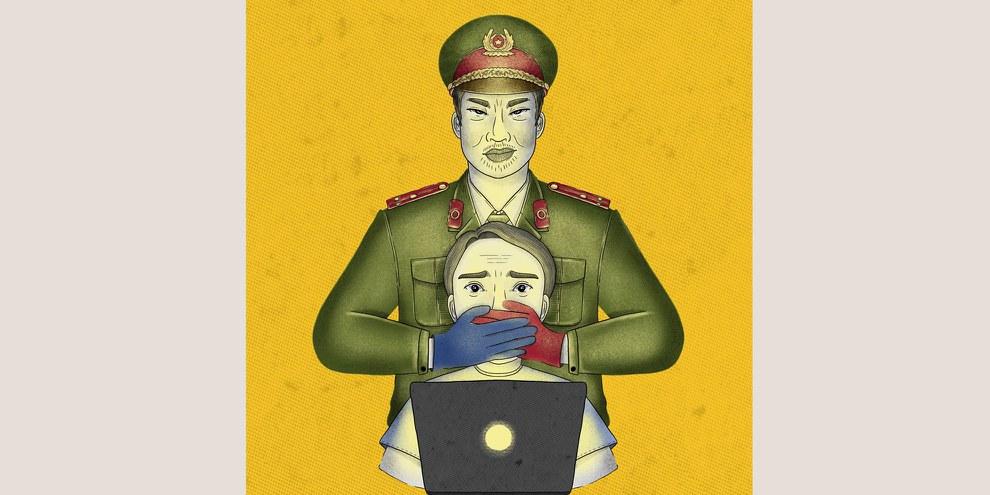 Der Bericht «Let us Breathe – Censorship and Criminalization of Online Expression in Viet Nam»