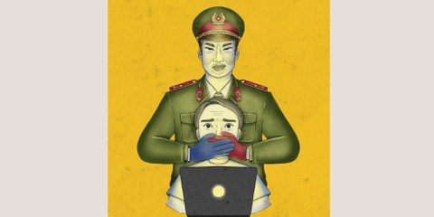 Der Bericht «Let us Breathe – Censorship and Criminalization of Online Expression in Viet Nam»