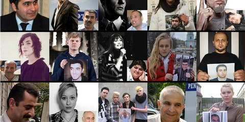 Eurovision Song Contest: Freiheit für 13 Gewissensgefangene