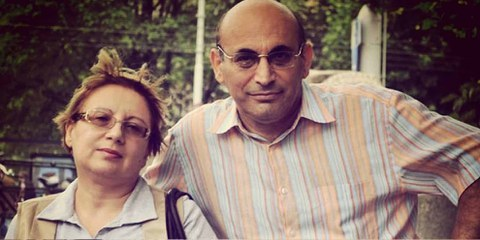 Die Namen von Leyla Yunus und ihrem ebenfalls politisch aktiver Ehemann Arif Yunus wurden ebenfalls für Malware-Attacken verwendet. © Privat