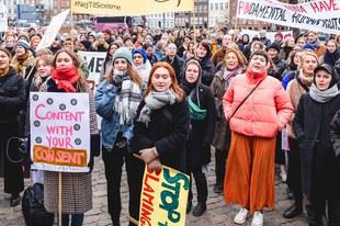Sex ohne Zustimmung soll künftig als Vergewaltigung gelten