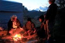 Geschichten aus den Flüchtlingslagern auf griechischen Inseln