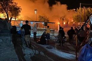 Amnesty fordert Evakuierung der Menschen aus Moria