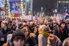 Trotz Einschüchterungen: Grossdemonstrationen in Polen