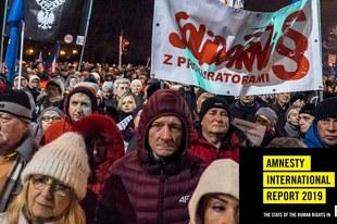 Jahresbericht Polen 2019