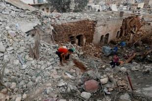 Russland leugnet schamlos die zivilen Opfer seiner Luftangriffe