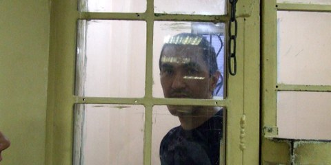 Der usbekische Filmemacher und Geschäftsmann Mirsobir Khamidariev wurde Opfer schwerer Folter. © Privat