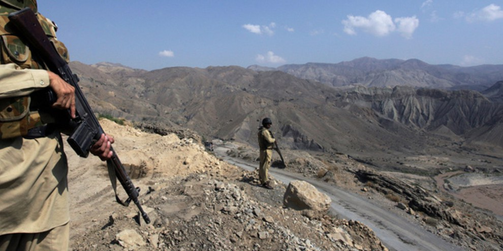 Der Ständeratsentscheid könnte den Waffenexport in Länder mit schlechter Menschenrechtslage möglich machen. © AP Photo/Mohammad Sajjad