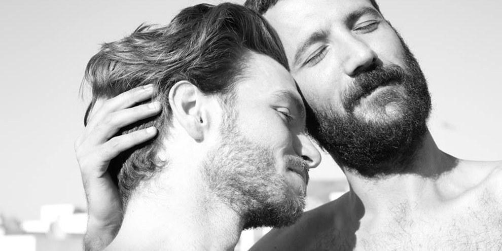 Schwule und Lesben definitiv von der Ehe ausschliessen? Amnesty International empfiehlt ein Nein zur CVP-Initiative am 28. Februar 2016 © Eliza Goroya/Amnesty International