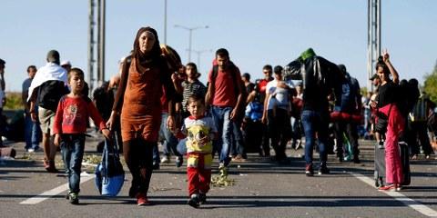 Die Schweiz muss sich aktiv an einer Neugestaltung des europäischen Asylsystems beteiligen. © Reuters