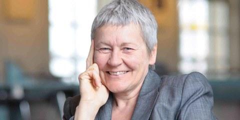 Die Asylrechtsexpertin von Amnesty Schweiz, Denise Graf. | © René Worni/AI