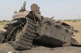 Wieder Waffen für die Kriege im Nahen Osten?