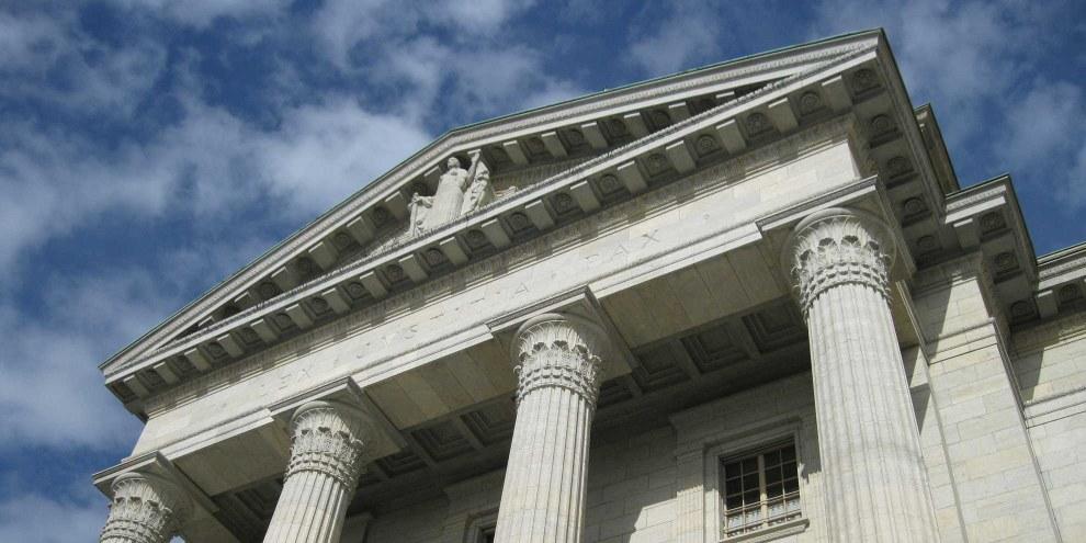 Das Bundesgericht in Lausanne. © Norbert Aepli / Wikicommons
