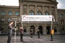 Für eine Schweiz, die die Rechte von Kindern und verletzlichen Flüchtlingen schützt