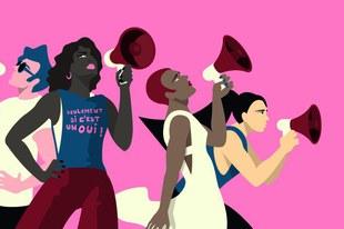Hört uns zu! «Hört uns zu!» – Lautstarke Forderung nach neuem Sexualstrafrecht