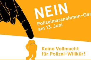 NGO-Koalition sagt Nein zum Polizeimassnahmen-Gesetz