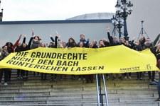 Amnesty begrüsst klares Bekenntnis des Bundesrats zur EMRK