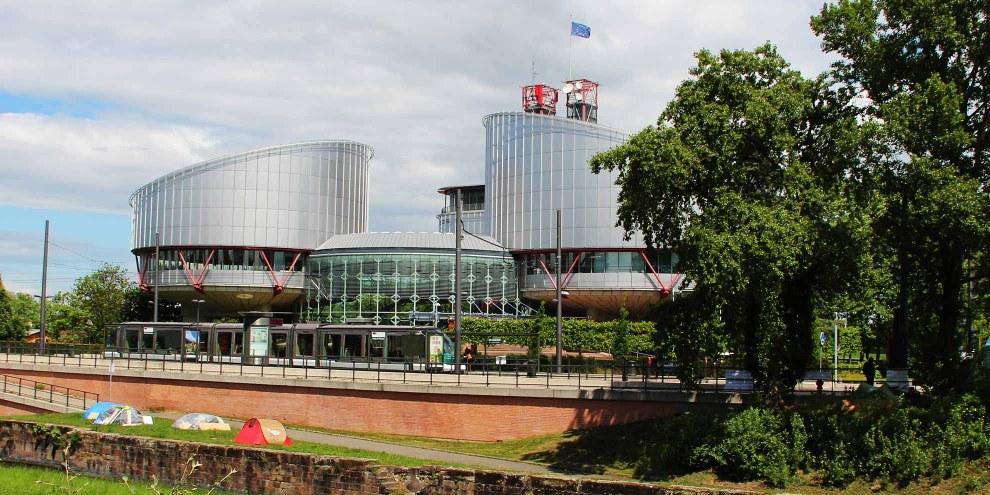 Europäischer Gerichtshof für Menschenrechte in Strassburg