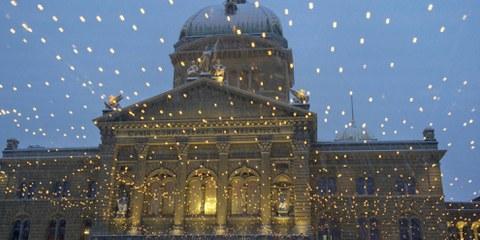 © Parlamentsdienste Bern