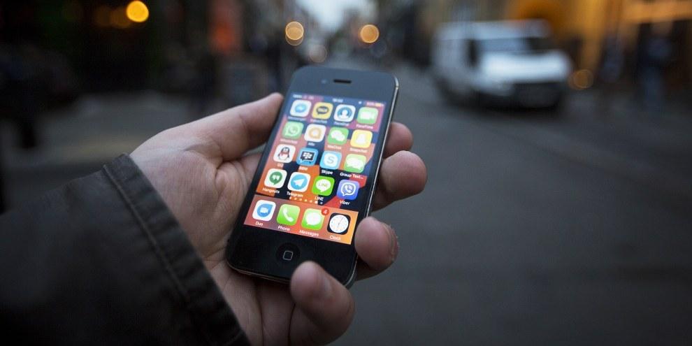 Sind Ihre Daten genügend geschützt? © Amnesty International