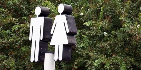 Das binäre Geschlechtsmodell führt bei der Zuweisung von Geschlechtsidentität zu Vorannahmen, die nicht immer richtig sind. © Pixabay/Kerplode
