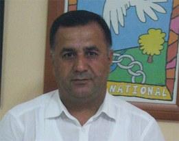 Raci Bilici Präsident IHD Diyarbakir