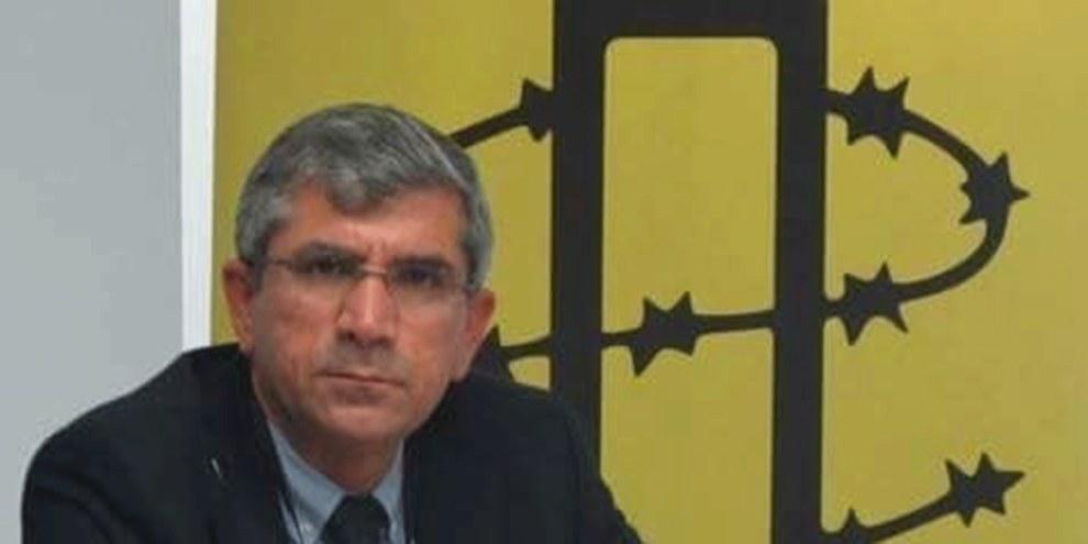 Tahir Elçi wurde auf offener Strasse ermordet. Wir trauern um einen wichtigen Menschenrechtsanwalt, der auch zu den ersten Mitgliedern von Amnesty in der Türkei gehörte..
