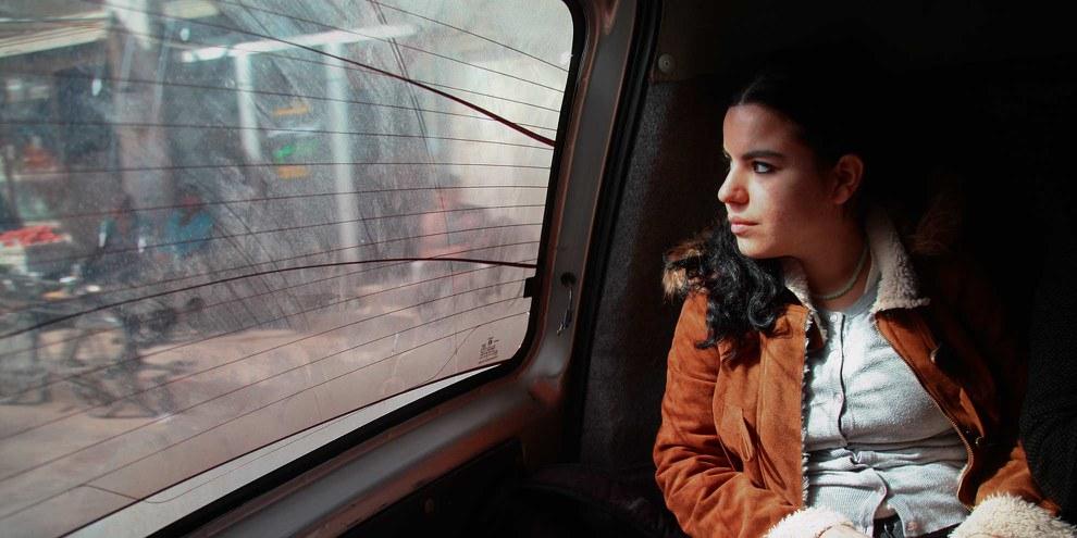 Zehra Doğan, die Herausgeberin von JINHA, wwurde am 21 Juli 2016 verhaftet © Refik Tekin