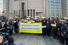 Menschenrechtlern drohen bis zu 15 Jahre Haft