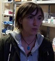 Aktivistin Hanna