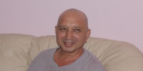 Erkin Moussaïev  ist endlich frei