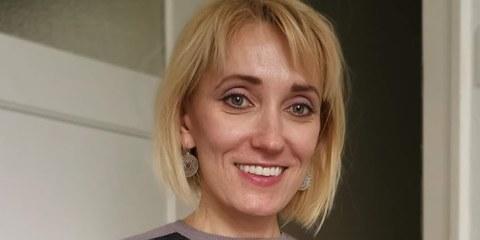 Die schweizerisch-belarussische Doppelbürgerin Natallia Hersche wurde am 7. Dezember 2020 zu zweieinhalb Jahren Haft verurteilt. © privat