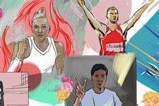 Wie Sportler*innen von Gefeierten zu Verfolgten wurden