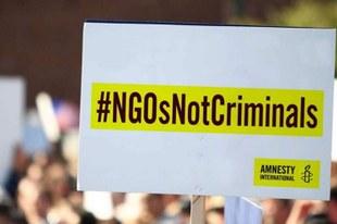 Neues repressives NGO-Gesetz verabschiedet