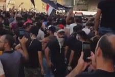 Scharfschützen gegen Demonstrationen im Irak
