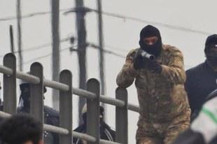 Brutale Repression der Sicherheitskräfte