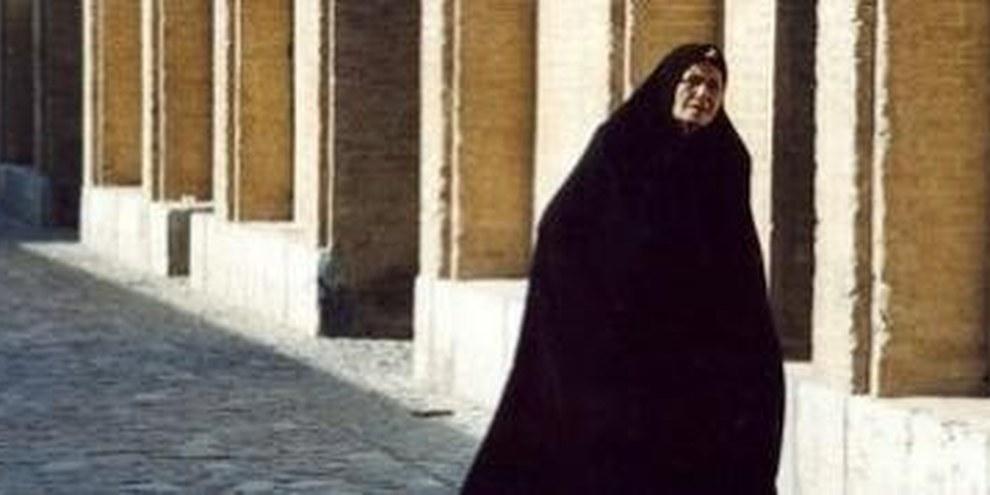 Gewalt gegen Frauen ist im Iran weit verbreitet - die Täter bleiben straffrei © Bartolus