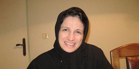 Die Menschenrechtsaktivistin Nasrin Sotoudeh ist endlich frei. © Payvand.com
