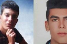 Hinrichtung von zwei Minderjährigen