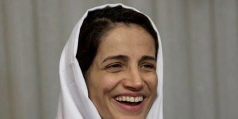 Nasrin Sotoudeh - Menschenrechtsanwältin immer noch in Haft