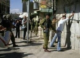 Kontrollen durch israelische Sicherheitskräfte © CPT