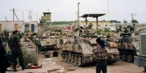 Die Bewegungsfreiheit der Palästinenser ist durch unzählige Checkpoints stark beeinträchtigt © AI